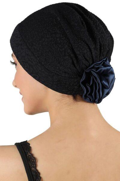 navy headwear